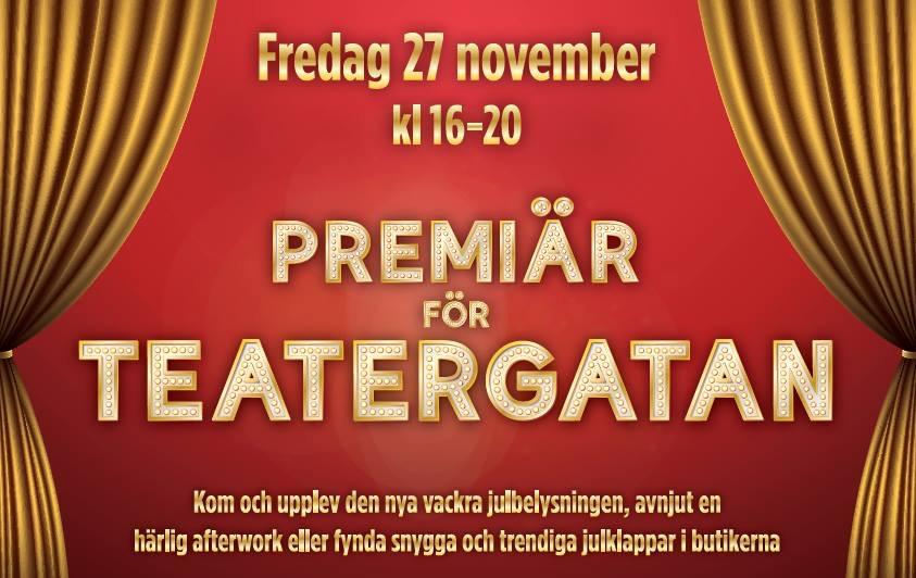 Teatergatan 27 November | Studio Aroma